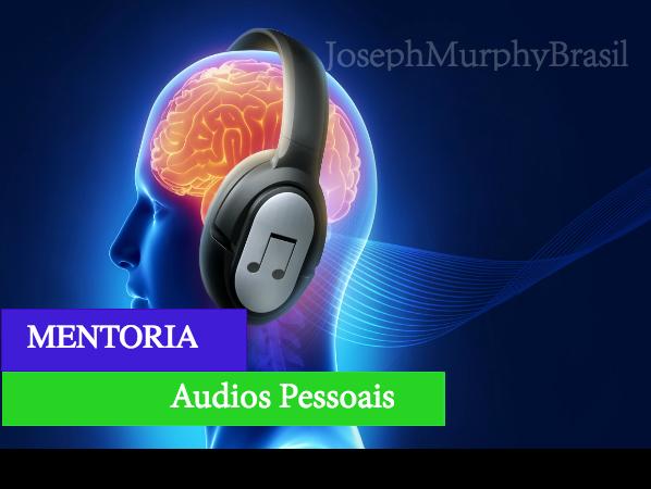 Audios pessoais