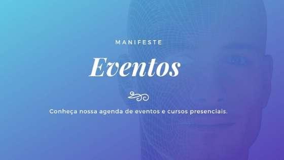 O poder da mente eventos- Participe